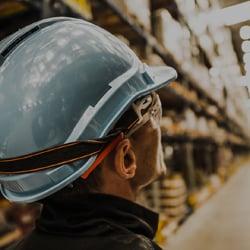 Arbeitssicherheit SVG Helm Wedolo