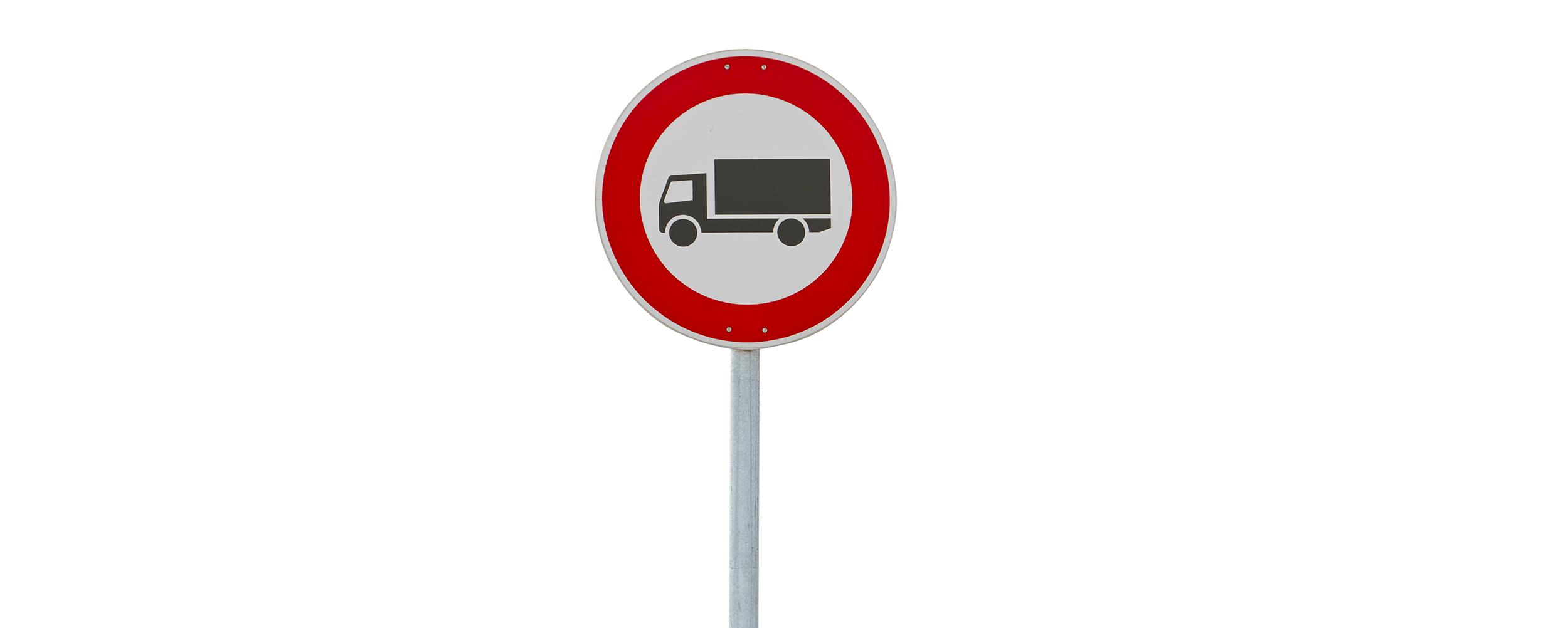 Verkehrsschichild_LKW