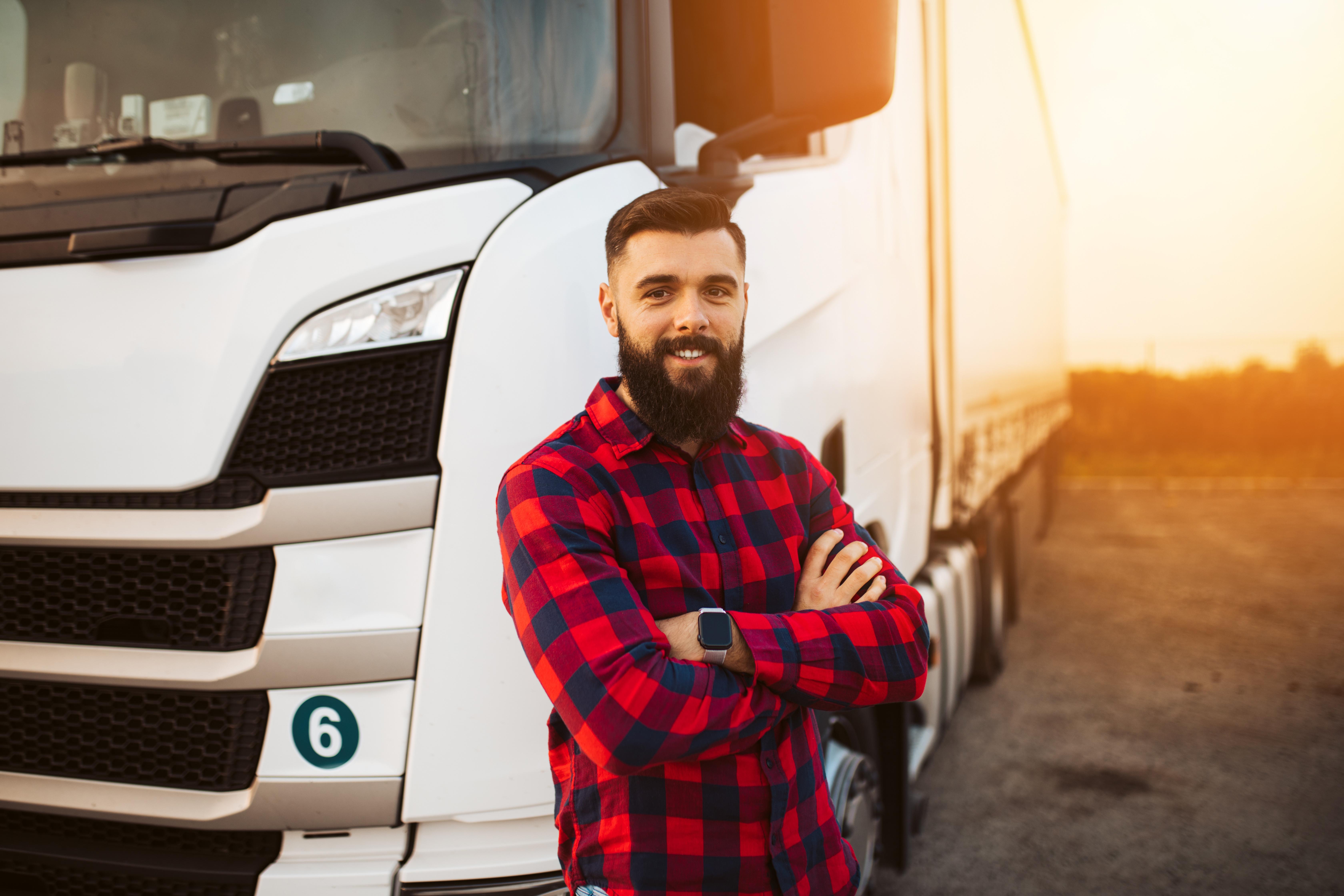 LKW-Fahrer – ein Beruf mit Zukunftsperspektive