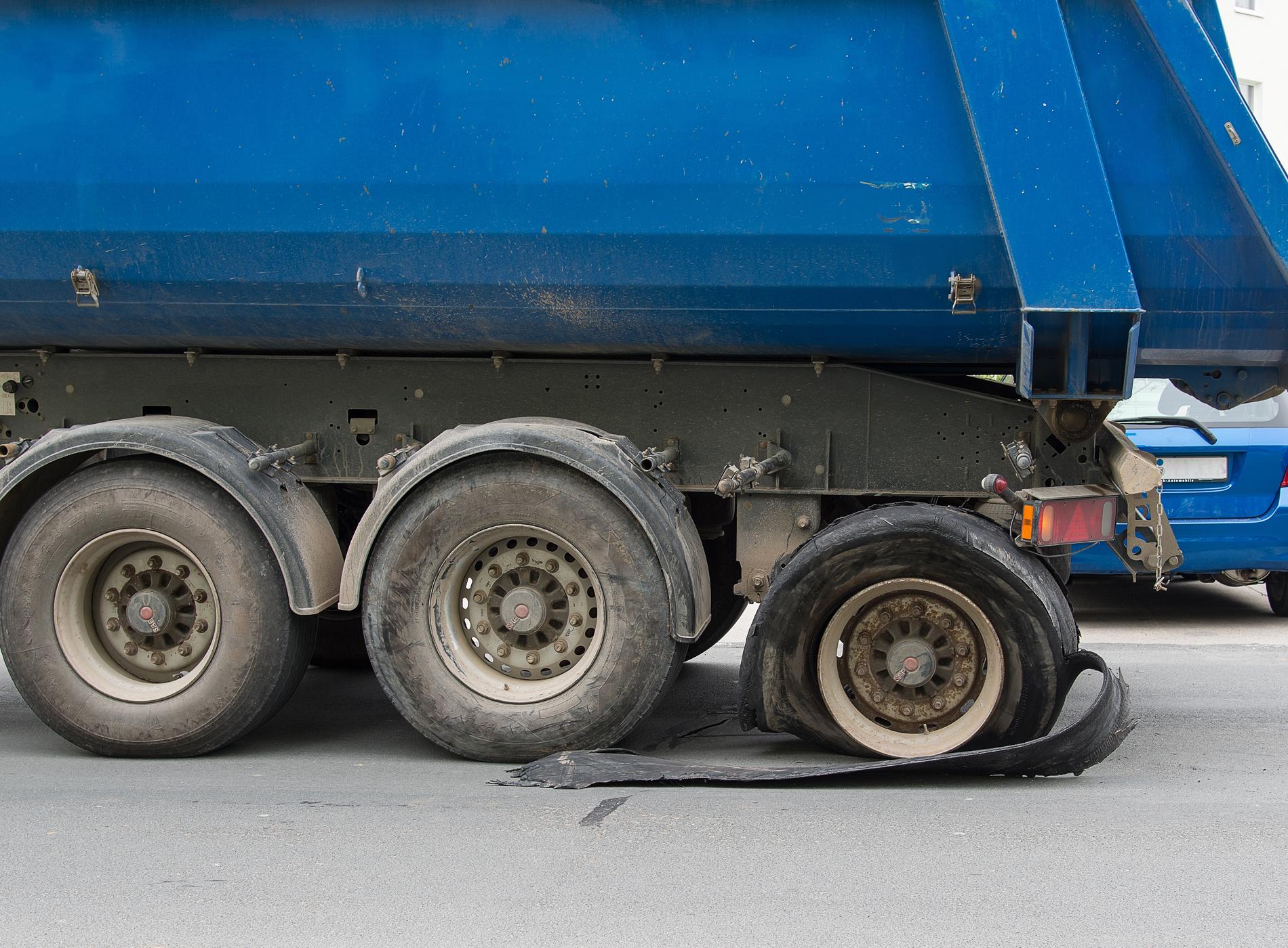 LKW-Panne? Das sind die 5 häufigsten Ursachen